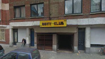 La Région bruxelloise a acquis officiellement le cinéma Movy Club, à Forest.
