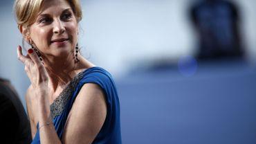 Michèle Laroque présidente du 17e Festival de la fiction TV de La Rochelle