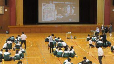 Au Japon, des écoles proposent des sorties scolaires virtuelles.