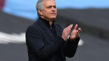 """José Mourinho: """"Je crois que je finirai dans l'histoire Tottenham pour de bonnes raisons"""""""