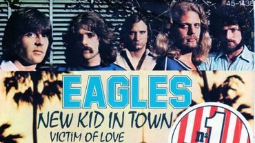Eagles ''New Kid In Town'' 1976