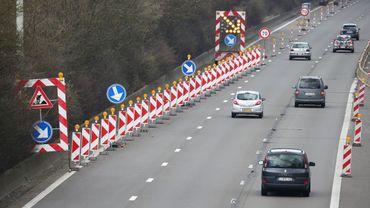 Chantier Arlon – Sterpenich (E411) : Les voies seront libérées dès demain !