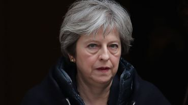 "La Russie ""coupable"" de l'empoisonnement d'un ex-espion, selon Theresa May"