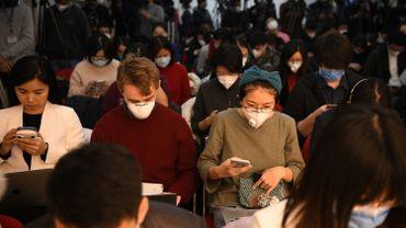 Virus en Chine: le bilan monte à 80 morts, plus de 2.300 cas confirmés