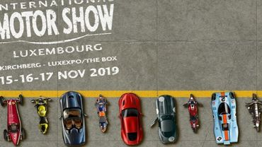 "22ème ""International Motor Show"" ce week-end à Luxembourg"