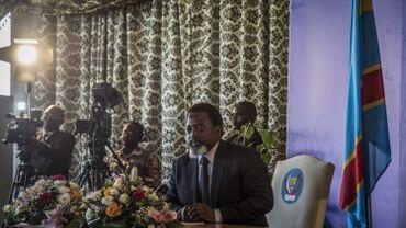 Première conférence de presse de Joseph Kabila en six ans