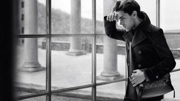 Xavier Dolan visage de la campagne automne/hiver 2016 de Vuitton