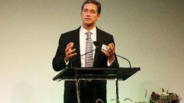 Fabien Cousteau, le 3 octobre 2012 à New York