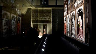 Une prime de cinq millions pour la restauration de la cathédrale Saint-Bavon à Gand