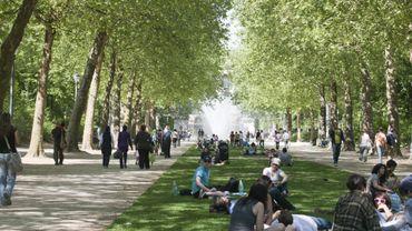 Les parcs, un espace public qui se féminise à Bruxelles