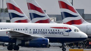 Grève des pilotes: British Airways annule presque 100% de ses vols au Royaume-Uni