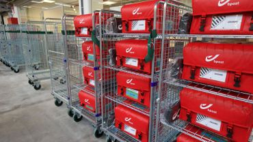La nouvelle loi sur les services postaux facilite la possibilité de concurrents à bpost