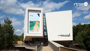 Concours: remportez vos places pour le Musée Hergé.