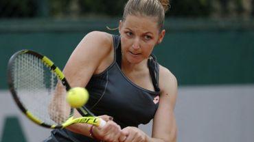 Karolina Pliskova rejoint Dominika Cibulkova en finale à Eastbourne