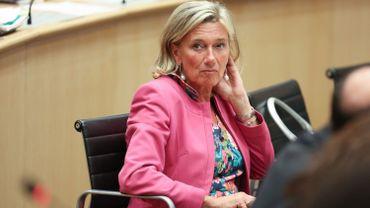 Françoise Bertieaux quitte la politique locale.