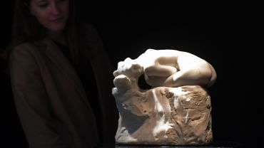 """Auguste Rodin, """"Andromède"""""""