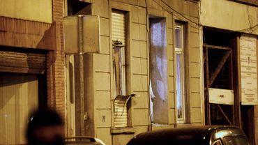 Le 79 rue des Quatre-Vents à Molenbeek: Salah Abdeslam se cachait dans la cave.