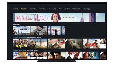 Amazon Prime Video est enfin disponible sur l'Apple TV