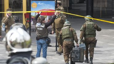 Chili: des anarchistes revendiquent les attentats, trois suspects arrêtés
