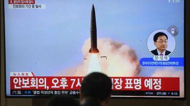 La Corée du Nord procède à des tirs de projectiles non identifiés