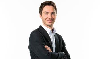 Laurent Mathieu: le nouveau visage du JT de la RTBF