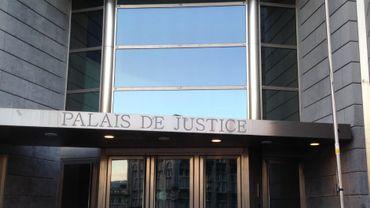 Homicide d'un rival à Eben-Emael: un Liégeois condamné à 20 ans de prison (photo: Palais de Justice de Liège)