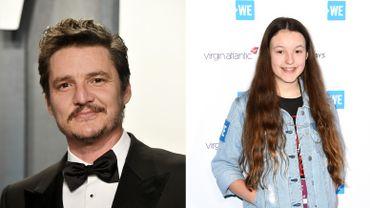 """Pedro Pascal et Bella Ramsey au casting de la série adapté du jeu vidéo """"The Last of Us"""""""