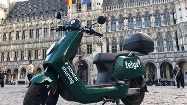 De nouvelles règles pour les scooters partagés.