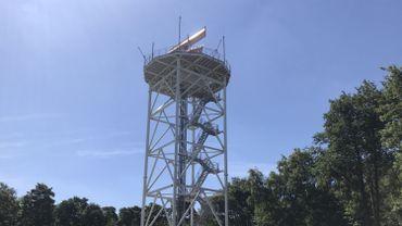 Le nouveau radar de Belgocontrol à Florennes est opérationnel