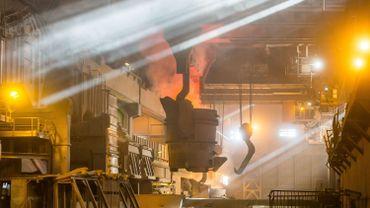 ArcelorMittal baisse temporairement sa production d'acier en Europe