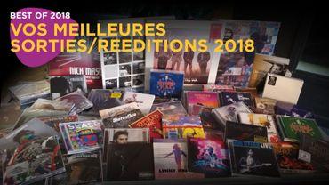 Le top albums et rééditions 2018: le classement