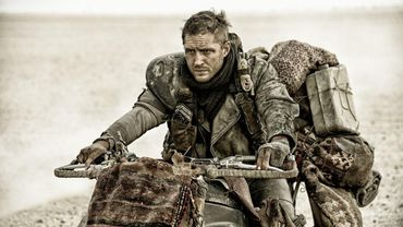"Tom Hardy dans ""Mad Max: Fury Road"""