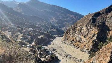 Rupture d'un glacier dans l'Himalaya - Au moins sept morts et une centaine de disparus après la rupture d'un glacier en Inde