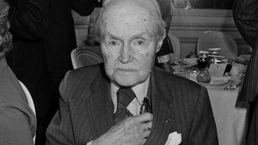 Commémoration de la première guerre mondiale : l'écrivain français Maurice Genevoix fera son entré au Panthéon