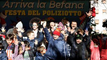 La Befana, fête en Italie, mais aussi chez nous!