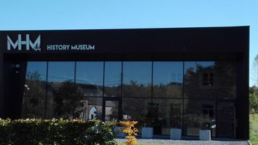 Welcome at the Manhay History 44 museum!