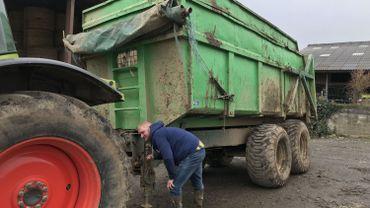 """La plateforme numérique du """"Cofarming"""" permettra bientôt aux agriculteurs wallons de louer du matériel agricole plus vite et plus facilement. Un maillage numérique qui permettra de mutualiser les moyens de production, souvent chers et souvent sous-utilisés."""