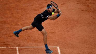 Del Potro domine Cilic et rejoint Nadal en demi-finale de Roland-Garros