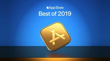 Voici les meilleures applications de l'année selon Apple