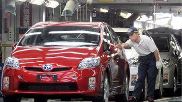 Toyota Valenciennes recrute en vue de produire sa future Yaris hybride (illustration).