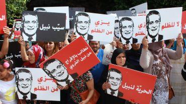 Présidentielle en Tunisie: Nabil Karoui qualifié pour le 2e tour selon son parti