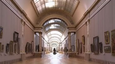 L'Italie veut renégocier le prêt de tableaux de Da Vinci au Louvre