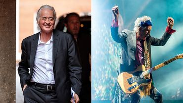 Jimmy Page/ Keith Richards