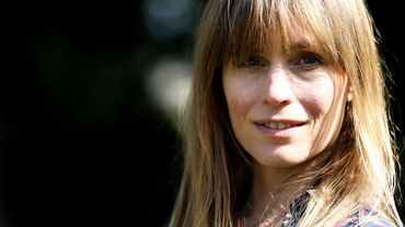 Écrivaine belge Adeline Dieudonne