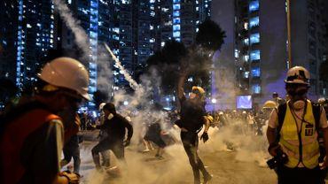 Hong Kong: pourquoi les manifestants usent-ils Tinder ou Pokemon Go pour communiquer