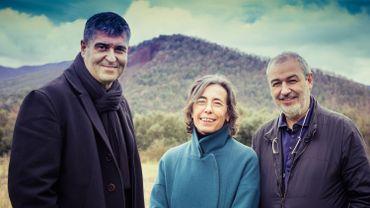 Rafael Aranda, Carme Pigem et Ramon Vilalta, lauréats du prix Pritzker