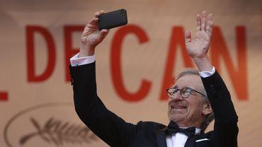 Steven Spielberg était le président du Jury du Festival de Cannes en 2013.