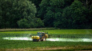 Le glyphosate autorisé en 2017 sur base d'un rapport de Monsanto