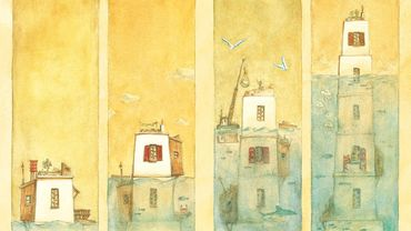 """""""The House of Small Cubes"""" : une vie au fil de l'eau"""