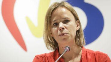 """Caroline Désir, ministre de l'Enseignement: """"Je ne m'attends pas à une année facile"""""""